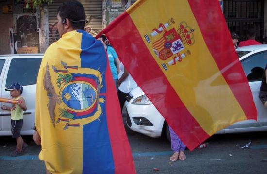 Los ecuatorianos son el segundo grupo más numeroso de nacionalizados españoles en 2019