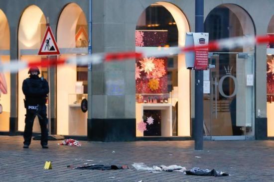 Cinco muertos, entre ellos un bebé, en un atropello intencionado en Alemania