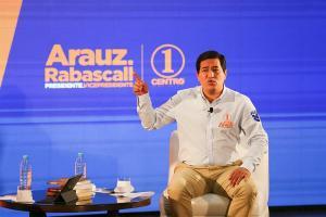 Andrés Arauz pide vigilancia tras retraso en aprobación de su candidatura a la Presidencia de Ecuador