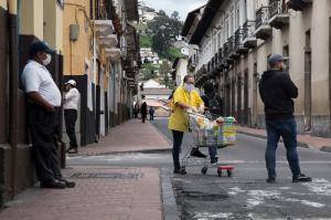 La pandemia perjudicó el empleo informal en Quito