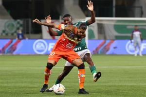 Delfín queda eliminado de la Copa Libertadores tras caer goleado 5-0 ante Palmeiras