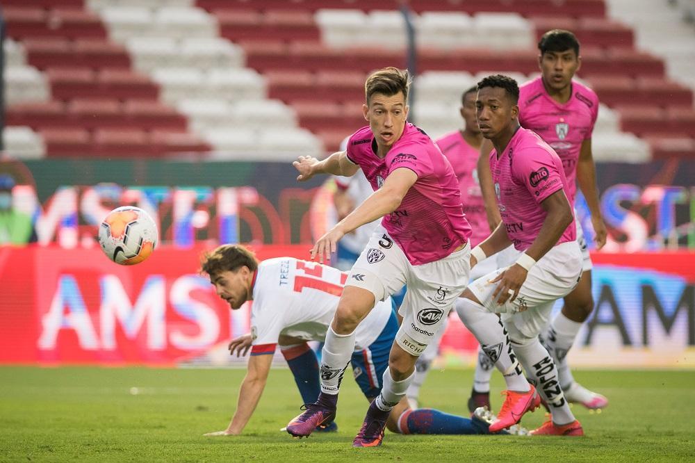 Independiente del Valle se despide de la Copa Libertadores tras caer en  penales ante Nacional | El Diario Ecuador