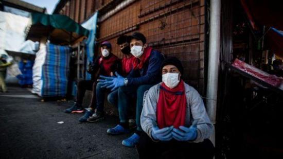 Ecuador suma 1.203 nuevos casos de coronavirus en un día  y llega a 194.876 contagios