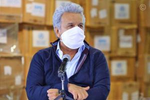 Ecuador exhorta a la cooperación para afrontar los efectos de la pandemia