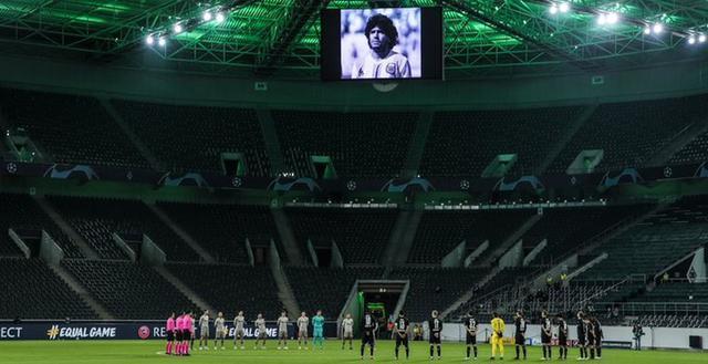 El Consejo de la FIFA guardará mañana un minuto de silencio por Maradona