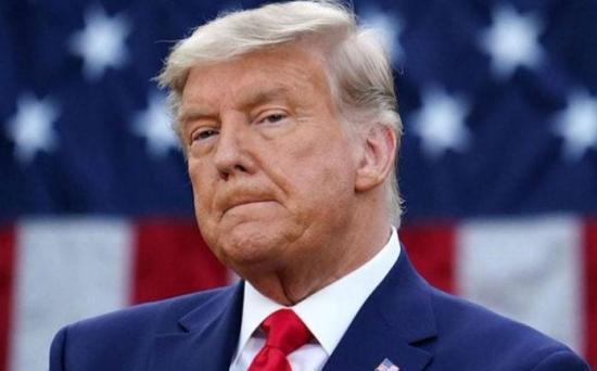 Trump expresa 'decepción' con el fiscal general que negó el fraude electoral