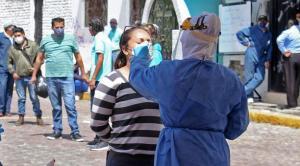 Ecuador suma más de mil nuevos casos de covid-19 y llega a 195.884 contagios