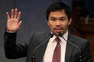 Manny Pacquiao: ¿De campeón del mundo a próximo presidente de Filipinas?