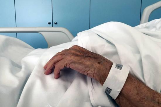 PORTOVIEJO: Un adulto mayor se envenena dentro de su vivienda