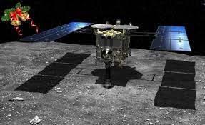 Sonda japonesa trae muestras para investigar el origen del Sistema Solar