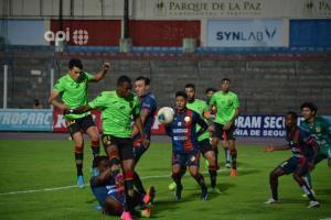 Olmedo y Deportivo Cuenca empatan 1-1