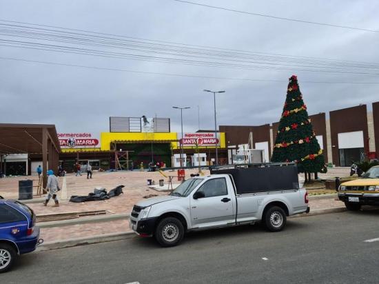Supermercados Santa María abre sus puertas hoy en Portoviejo
