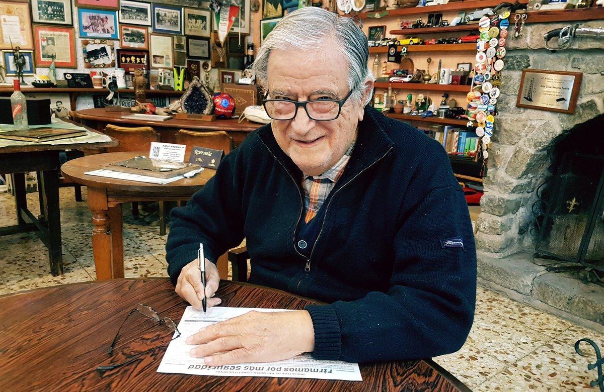 Fallece exdeportista y periodista uruguayo dueño de un récord Guinness