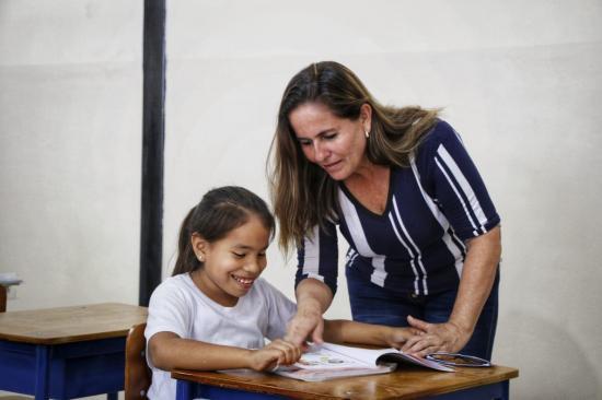 En Portoviejo 2.720 profesores se alistan para regresar a las clases presenciales