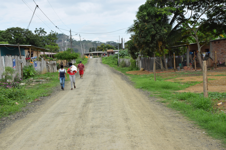 CHONE: Habitantes preocupados por intento de 'resurrección'
