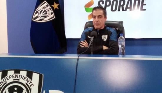 Renato Paiva, nuevo DT de Independiente del Valle, apostará por imponer el ritmo de juego