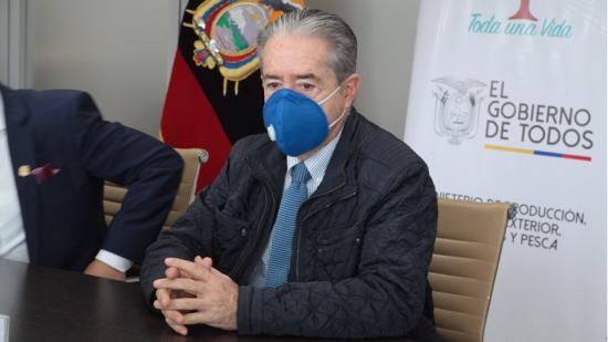 Ministro de Salud confirma que la nueva cepa de coronavirus ya está en Ecuador