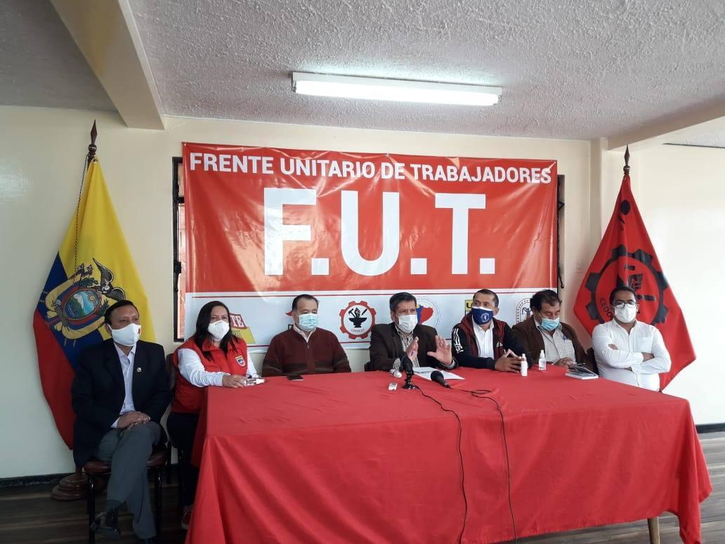 Sindicatos convocan una marcha a finales de enero para protestar contra la reforma de la seguridad social