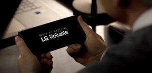 Así es el smartphone de LG con pantalla enrollable