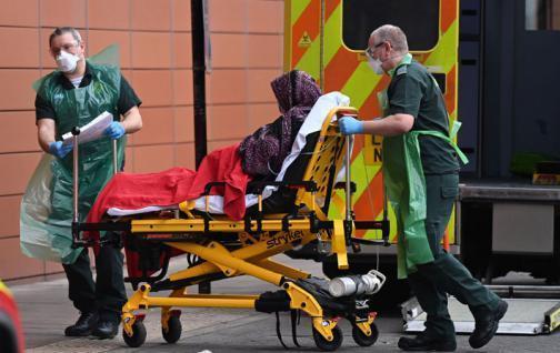 Reino Unido registra el mayor aumento anual de muertes desde la II Guerra Mundial