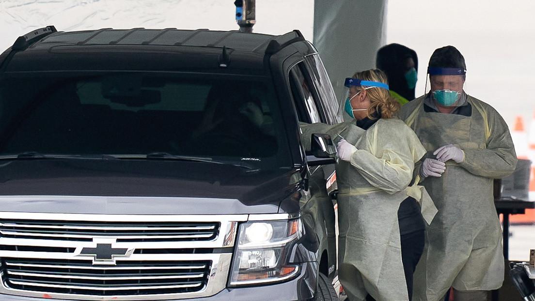 Científicos de EEUU identifican dos nuevas variantes del coronavirus