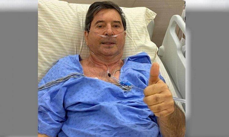 Muere de Covid alcalde de capital brasileña elegido cuando estaba intubado
