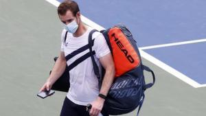 El tenista británico Andy Murray da positivo por coronavirus
