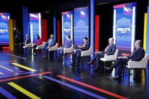 Los candidatos a la Presidencia de Ecuador hablarán de cuatro temas en el debate