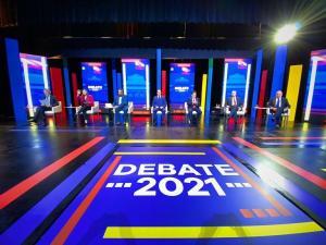 Las propuestas de los 16 candidatos a la presidencia podrán ser conocidas hoy y mañana en el Debate Ecuador 2021