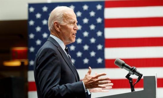 Biden prepara un discurso de investidura 'optimista' en un EE.UU. en crisis