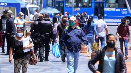 Ecuador registra 162 contagios de covid-19 en las últimas 24 horas