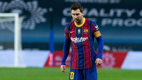 Leo Messi es sancionado con dos partidos