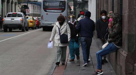 Ecuador reporta 1.747 nuevos casos de covid-19 y suma 234.315 acumulados