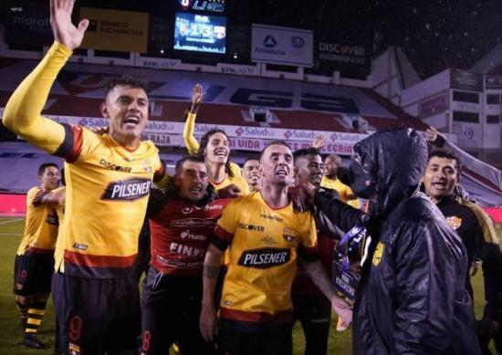 Barcelona SC no participará en la Supercopa Ecuador 2021