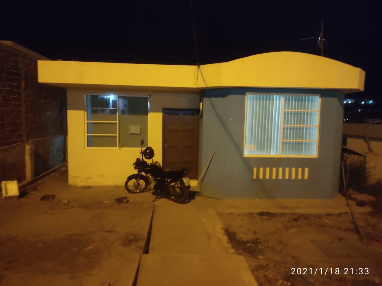 Manta: En Ciudad Azteca saquearon la casa de un policía