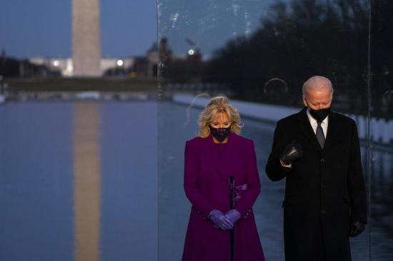 Hoy Joe Biden tomará posesión como presidente de Estados Unidos