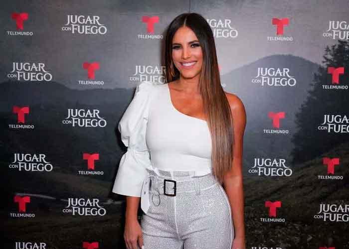 Gaby Espino regresa a las telenovelas y quiere escribir su primer libro