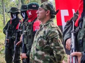 Colombia anuncia la muerte de un presunto cabecilla del ELN en operaciones militares