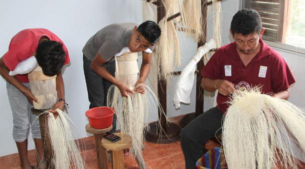 Ecuador abre línea de apoyo a artesanos patrimoniales para preservar memoria