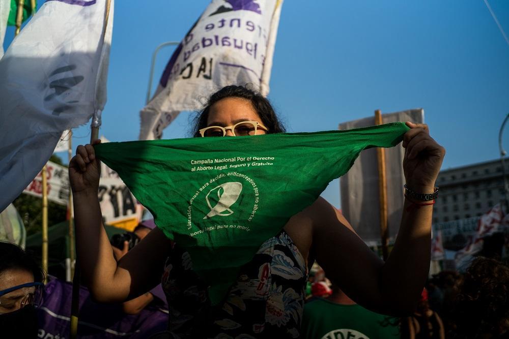 Entra en vigor la nueva ley del aborto en Argentina