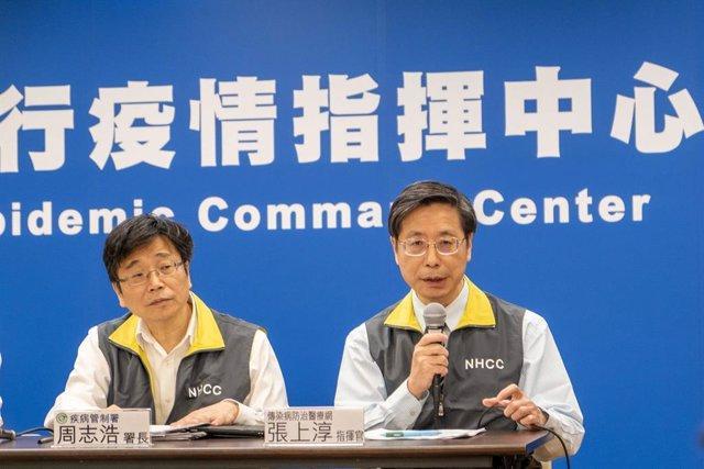 Taiwán pone a más de 5.000 personas en cuarentena tras un brote descontrolado en un hospital