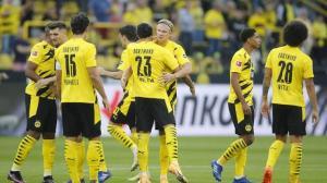 La plantilla del Borussia Dortmund acuerda otra reducción salarial con la directiva