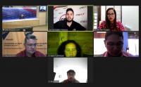 Periodista manabita participa en foro internacional