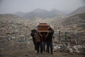 América supera el millón de muertes por COVID-19
