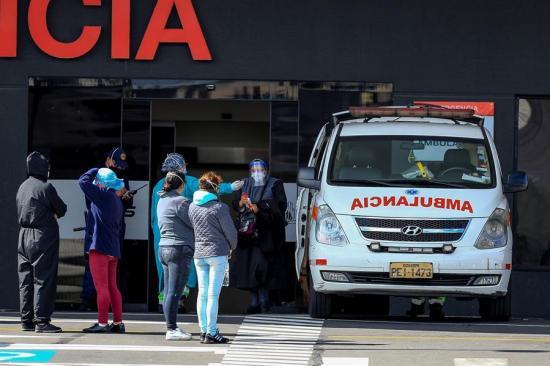 Ecuador registró 579 nuevos casos de covid-19 en un día y acumula un total de 242.146 contagios