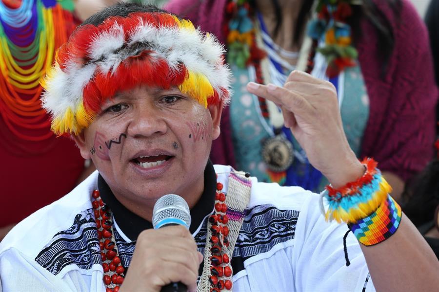 Indígenas amazónicos denuncian trato desigual en la aplicación de la vacuna