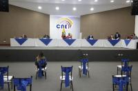 Julio Yépez es el nuevo director de la Delegación Provincial Electoral de Manabí
