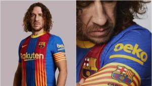 El FC Barcelona presenta una camiseta especial para el próximo Clásico ante el Real Madrid