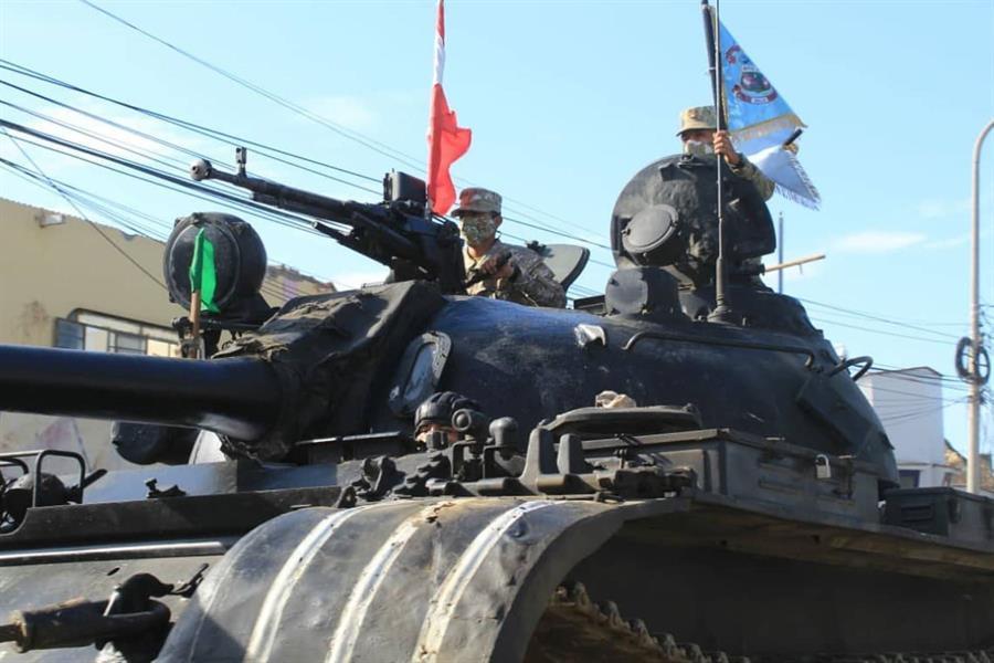 Tanques entre Perú y Ecuador evidencian tensiones por migración venezolana    Diario La Marea