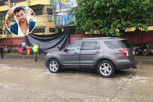 La Policía descarta el robo como móvil del asesinato de Efraín Ruales